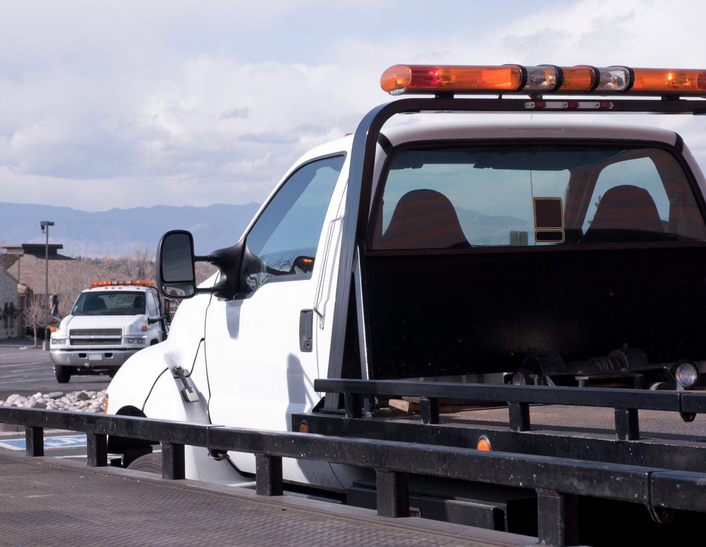 towing Santa Ana CA